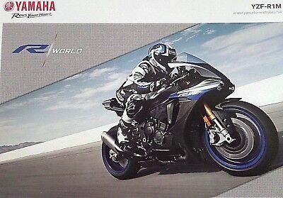 Yamaha R1M Brochure 2018 - YZF-R1M