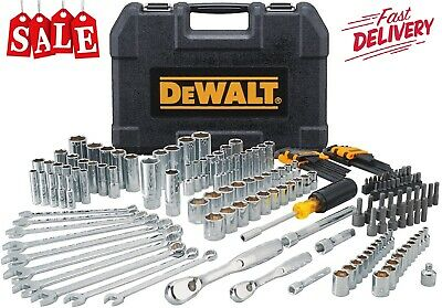 Mechanics Tool Set DEWALT 172Pcs For Car Garage Wrenches Limited Quantity