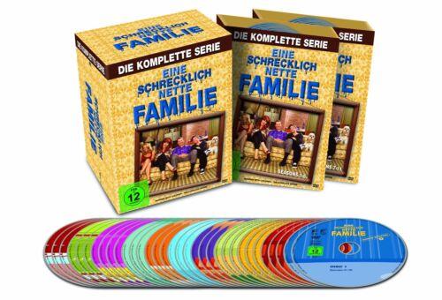 33 DVDs * EINE SCHRECKLICH NETTE FAMILIE ~ KOMPLETT BOX ~  AL BUNDY # NEU OVP <