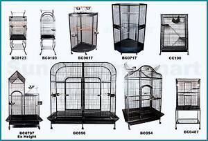Large Stand-Alone Parrot Aviary Budgie Canary Bird cage varations Darra Brisbane South West Preview