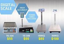 Electronic Digital Price Scale Weigh Platform Shop Postal Kitchen Derrimut Brimbank Area Preview