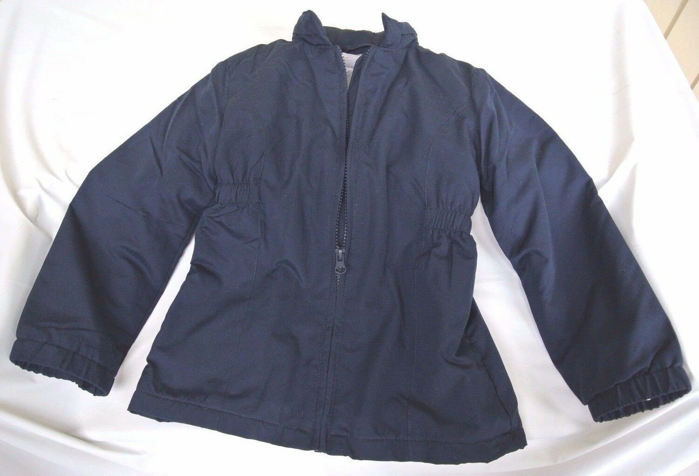 Купить George - George Navy Blue School Uniform Coat Jacket Girl's  XS (4-5)  or  L (10-12)  New