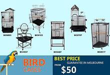 Large Stand-Alone Parrot Aviary Budgie Canary Bird Cage Varations Derrimut Brimbank Area Preview