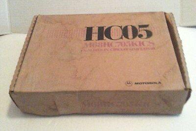 Hc05 M68hc705kics K-series In-circuit Simulator Editor Assembler