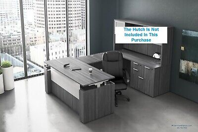 Electric Height Adjustable Desk Stand Up Desk U Shaped Desk In Many Colors
