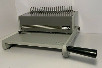 Comb Binding Ibico Heavy Duty Punch Machine