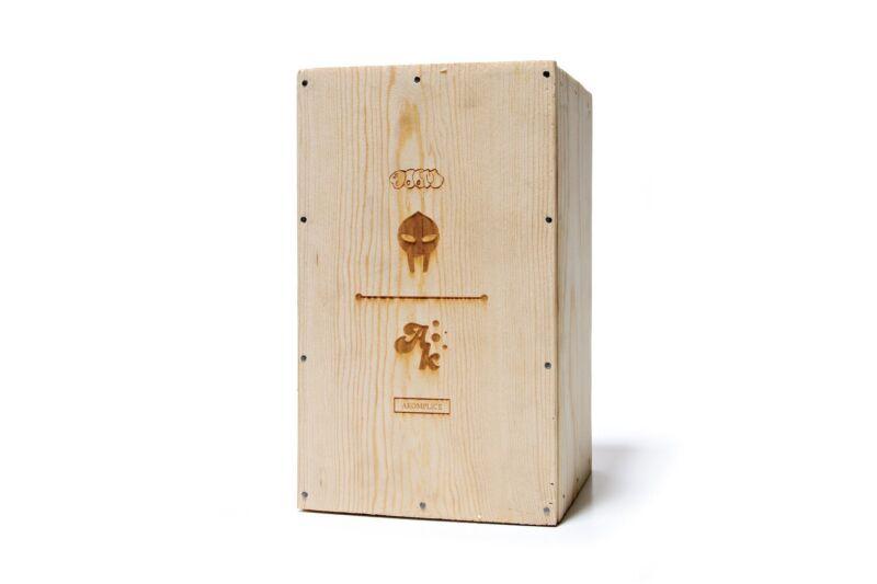 DOOM X Akomplice - Official Collaboration Box Set - MF DOOM