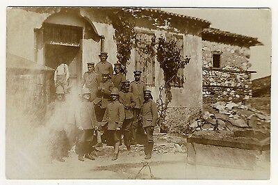 Ukraine Galizien STRYJ Стрий Militärische Kassen-Verwaltung * Foto-AK 1916