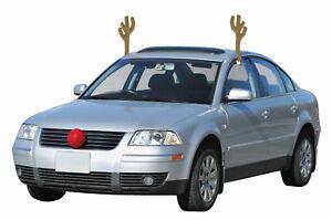 Christmas Antlers Car Costume Rudolph Reindeer Original  ***FREE SHIPPING..!!***