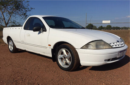 Ford AU Falcon Ute - 3 months rego! Berrimah Darwin City Preview