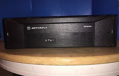 Motorola Mtr2000 Base Station Vhf Receiver T5769a