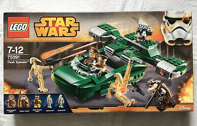 Lego Captain Tarpals from Set 75091 Flash Speeder Star Wars BRAND NEW sw639