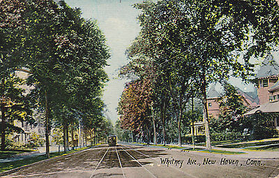 New Haven, CT - Whitney (New Haven Avenue)