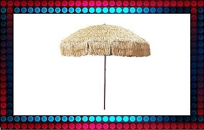 NEW 8' Hula Patio Beach Umbrella & ...