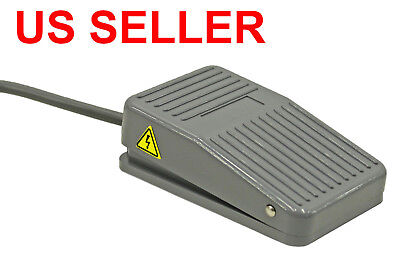 Foot Switch Power Foot Pedal Spdt Momentary Non Skid S1