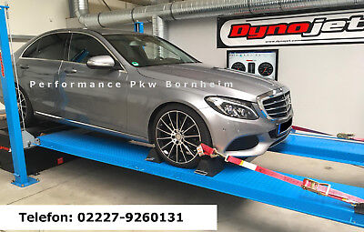 Chiptuning Mercedes CLS W219 320CDI 224PS auf 265PS Softwareoptimierung