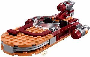 LEGO STAR WARS - LUKE'S LANDSPEEDER 75173 - MINIFIGURAS NO...