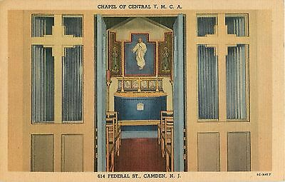 Chapel Of The Central Ymca  614 Federal Street  Camden Nj