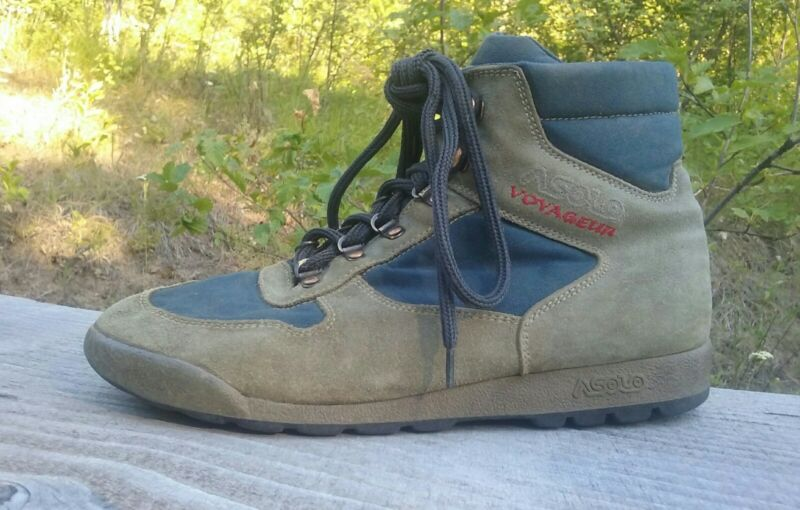 Vintage Asolo Voyageur Women Hiking Boots aprox. Size 9 N Narrow