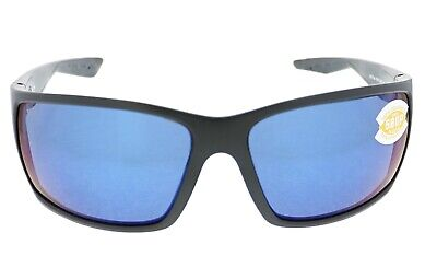 Costa Del Mar Reefton Polarized Blue Mirror 580P Lens Sunglasses RFT 01 (Blue Lens Sunglasses Polarized)