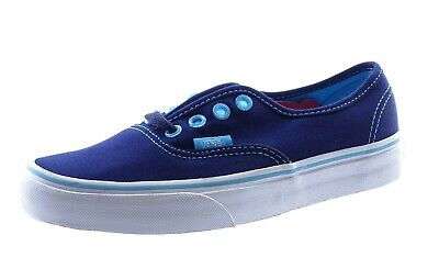 VANS Off The WALL Authentic Damen / Mädchen Schuhe Sneaker Gr 34,5 Blau ()