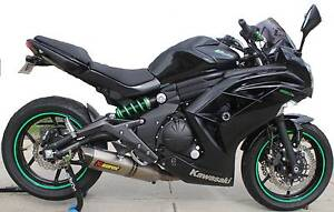 2015 Kawasaki Ninja 650L plenty of extras must look. Craigieburn Hume Area Preview