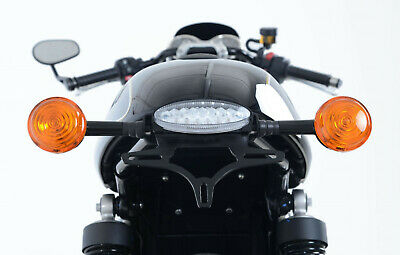 RG TAIL TIDYLICENCENUMBER PLATE HOLDER FOR TRIUMPH STREET CUP 2017