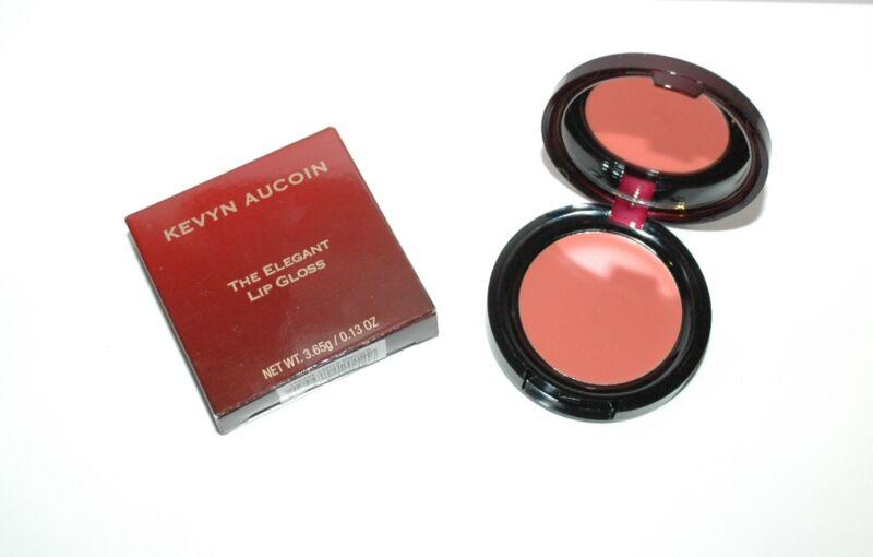 Kevyn Aucoin The Elegant Lip Gloss Full Size 0.13 oz Cloudiane Vizcaya Anastasia