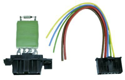 HEATER BLOWER FAN MOTOR RESISTOR WITH WIRING LOOM FOR ALFA ROMEO MITO