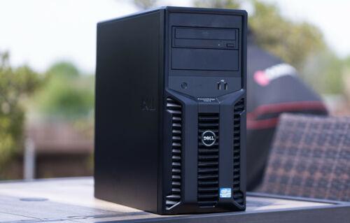 Dell PowerEdge T110 II Server 4-Core 3.50GHz E3-1270v2 16GB RAM 1TB HDD