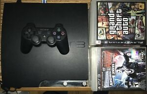 PlayStation 3, 15 Games, 1 Controller