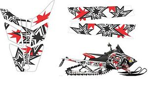 POLARIS-RUSH-PRO-RMK-ASSAULT-120-144-155-163-STAR-HOOD-TUNNEL-DECAL-STICKER-1