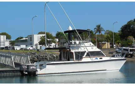 Make a Statement with this boat: Powercat Multihull Pialba Fraser Coast Preview
