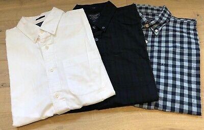 Mens Large Shirt Bundle- Abercrombie & Fitch