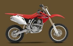 Looking for 2010-2016 Honda CRF 150r - Small Wheel.