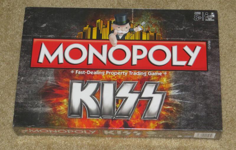 KISS MONOPOLY SEALED