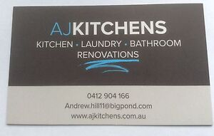 AJKitchens - KITCHEN-LAUNDRY-BATHROOM RENOVATIONS Tapping Wanneroo Area Preview