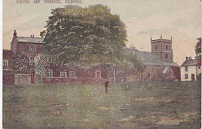 The Church & Vicarage, GAINFORD, County Durham