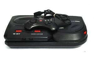 Sega Mega Drive II Console (017100178836)