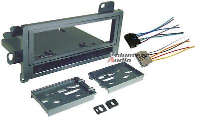 Car Radio Stereo CD Player Dash Install Mounting Trim Bezel Panel Kit +