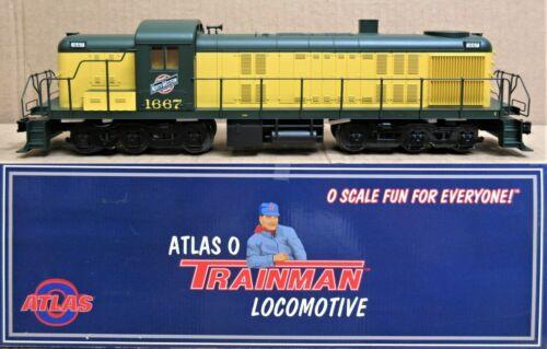 Atlas O 0429-1 Chicago & Northwestern RSD-4/5 Diesel Engine w/TMCC O-Gauge NIB