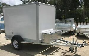 8 x 5 Enclosed Pantec Trailer | NEW Erina Gosford Area Preview