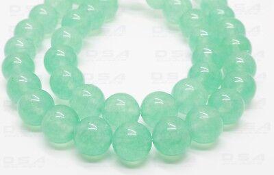 Green Aventurine Round Gemstone Beads 15.5