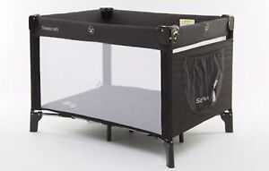 Steelcraft Sonnet Portable cot Narrabeen Manly Area Preview