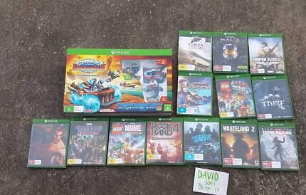 Ps4, Vita, Xbox 1 games