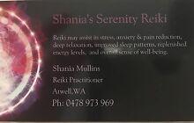 Shania's Serenity Reiki Atwell Cockburn Area Preview