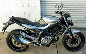 2012 SUZUKI SFV650 GLADIUS LAMS APPROVED Royal Park Charles Sturt Area Preview