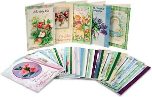 Lots of greeting cards going cheap