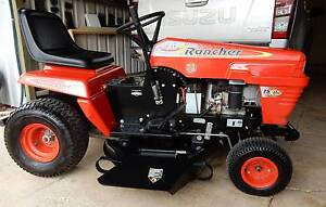 ROVER RANCHER 15.5HP RIDE-ON LAWNMOWER Marburg Ipswich City Preview