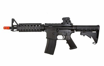 GE/ JG M4 CQB Gas Blowback Rifle Semi and Fully Automatic Blowback Airsoft Rifle for sale  El Monte